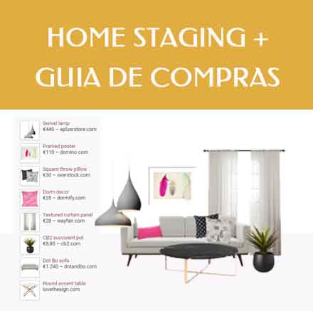 Home Staging Feng Shui + guia compras