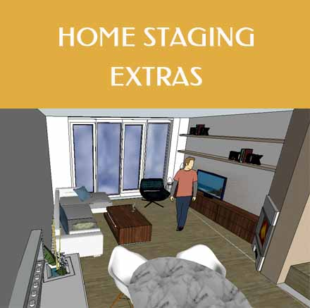 Home staging Feng Shui extras