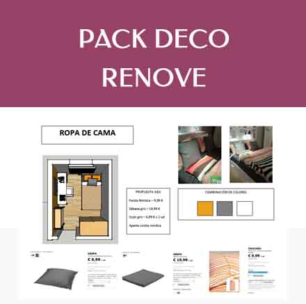 Pack Decoración Feng Shui Renove