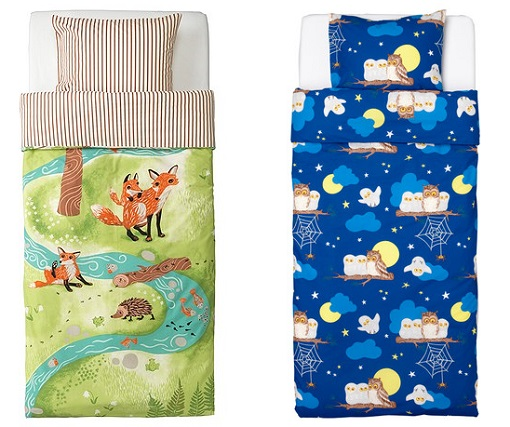 fundas-nordicas-animales ikea