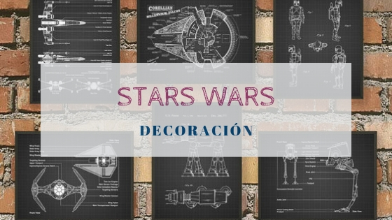 Stars Wars Decoración