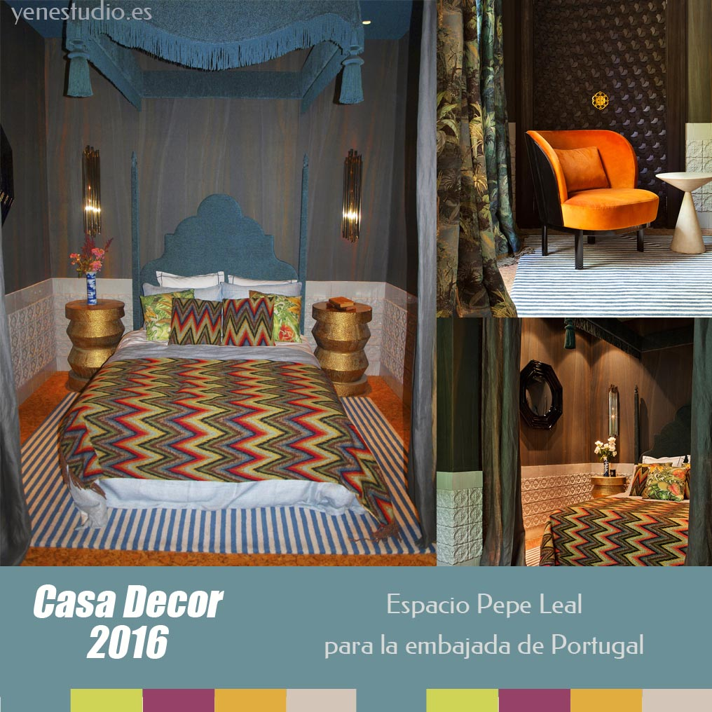 Dormitorio Casa Decor 2016 Pepe Leal