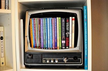 Recicla una TV antigua