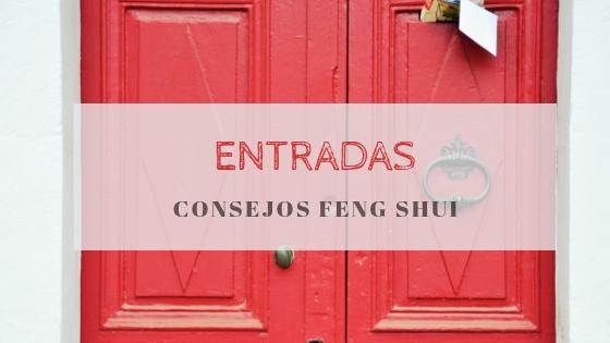Decora la entrada con Feng Shui