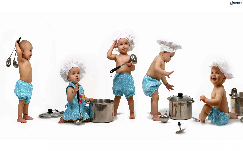 Feng Shui niños: Creatividad en la cocina