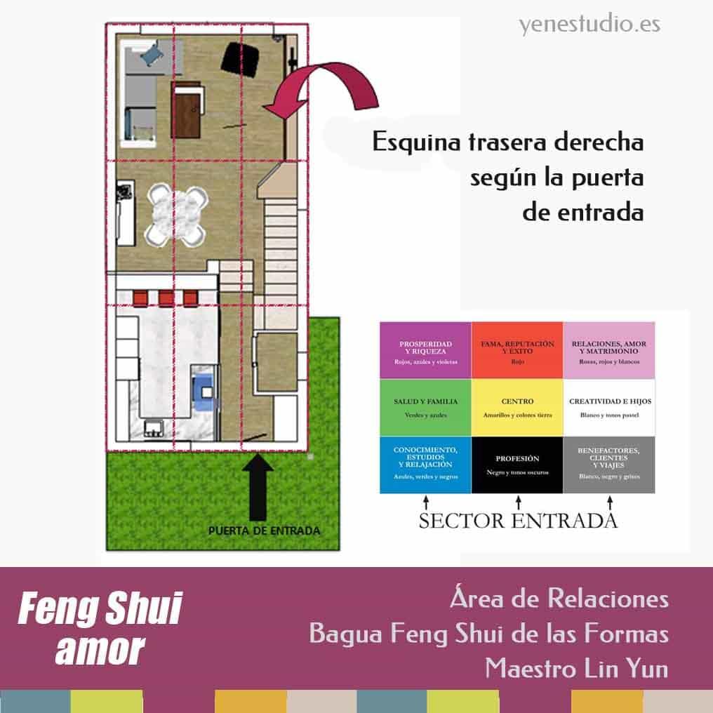 Feng Shui y el amor (I)