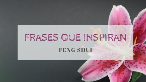 FENG SHUI: Adapta tu entorno a ti y a los tuyos