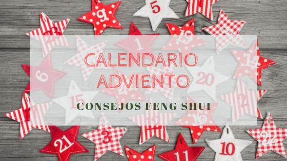 Feng Shui: Calendario de Adviento