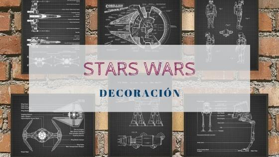 Stars Wars Decoración