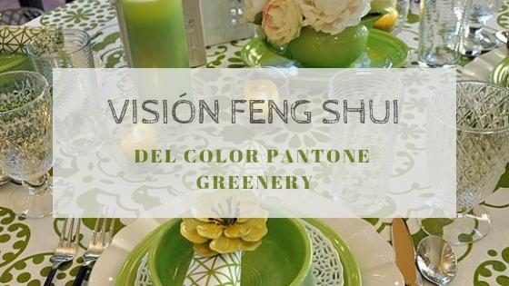 ¿Qué dice el Feng Shui del nuevo color Pantone 2017?